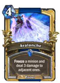Golden Avalanche