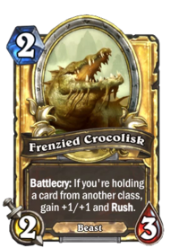 Frenzied Crocolisk(339732) Gold.png