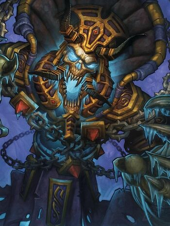 Kel Thuzad Hero Hearthstone Wiki Frost blast and shadow fissure were brought closer together in terms of power, with a 20% cooldown cut to frost blast and a 33% cooldown. kel thuzad hero hearthstone wiki
