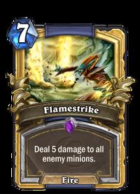 Golden Flamestrike