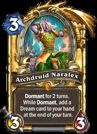 Golden Archdruid Naralex