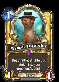 Weasel Tunneler(49758) Gold.png