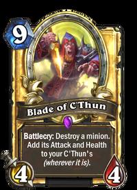 Blade of C'Thun(35197) Gold.png