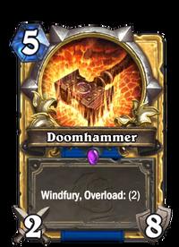 Golden Doomhammer