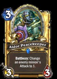 Aldor Peacekeeper(475048) Gold.png