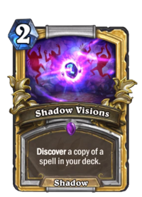 Golden Shadow Visions