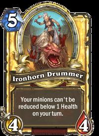 Ironhorn Drummer(90399) Gold.png