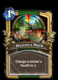 Golden Hunter's Mark