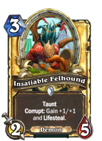 Insatiable Felhound(388968) Gold.png