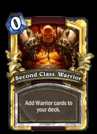 Second Class- Warrior(35267) Gold.png
