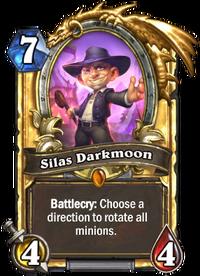 Golden Silas Darkmoon
