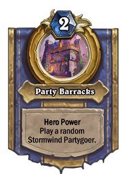 Party Barracks(52626) Gold.png