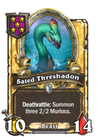 Sated Threshadon (Battlegrounds, golden).png
