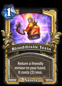 Golden Bloodthistle Toxin