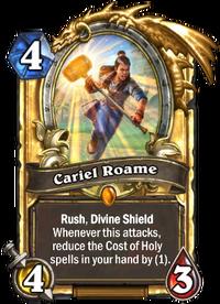Golden Cariel Roame