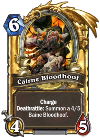 Cairne Bloodhoof(339720) Gold.png