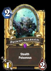Golden Patient Assassin