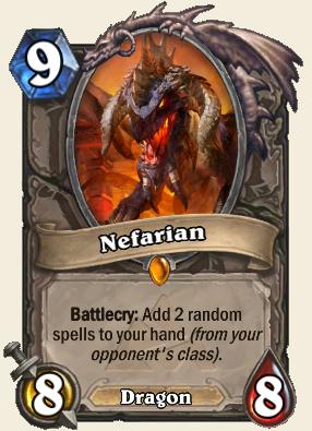 Nefarian Hearthstone Wiki