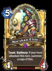 Golden Mor'shan Elite