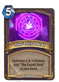 The Third Seal