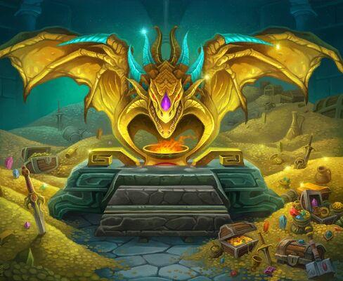 Gold dragon horde adex alpha pharma