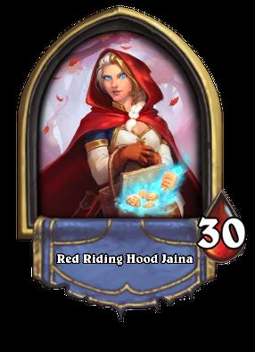 Red Riding Hood Jaina