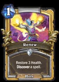 Golden Renew