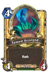 Tamed Scorpid(487682) Gold.png