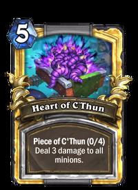 Heart of C'Thun(378816) Gold.png