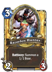 Razorfen Hunter(47) Gold.png