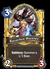 Razorfen Hunter(47) Gold.png
