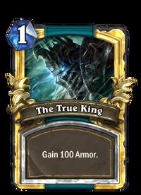 Golden The True King