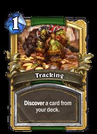Golden Tracking