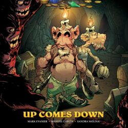 Up Comes Down