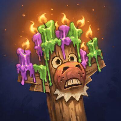 Totem of Chaos, full art