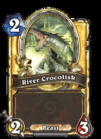Golden River Crocolisk