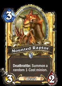 Mounted Raptor(27253) Gold.png