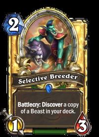 Golden Selective Breeder