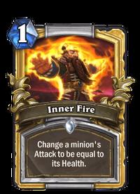 Golden Inner Fire