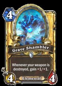 Grave Shambler(62950) Gold.png