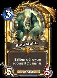Golden King Mukla
