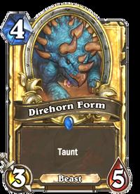 Direhorn Form(55675) Gold.png