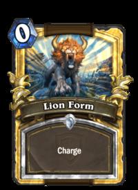Lion Form(22443) Gold.png