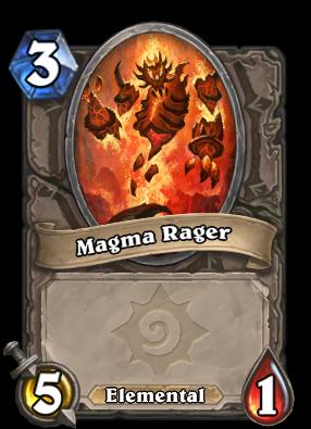 Magma_Rager%28362%29 magma rager hearthstone heroes of warcraft wiki,Rager Meme