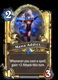 Golden Mana Addict