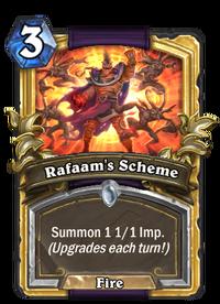 Rafaam's Scheme(90556) Gold.png