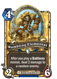 Rumbling Elemental(27244) Gold.png