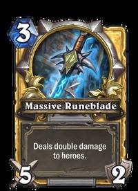 Massive Runeblade(7863) Gold.png