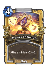 Golden Power Infusion
