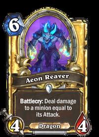 Golden Aeon Reaver